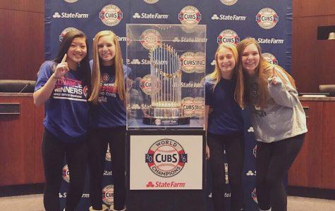 Cubs' trophy visits Naperville