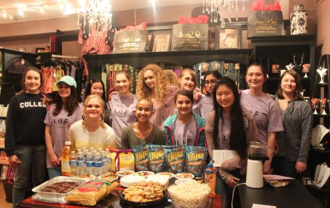LIFE Club hosts Day of the Girl event at WAR Chest