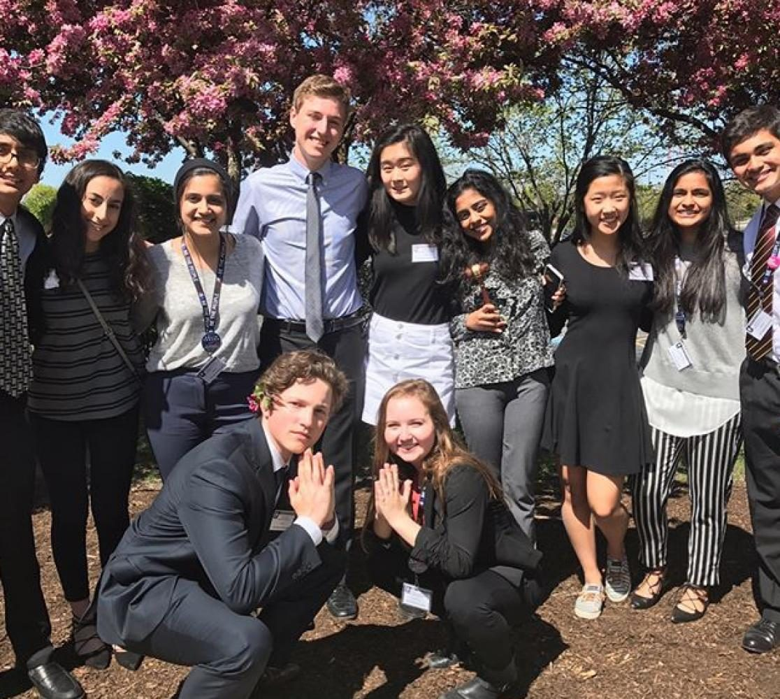 JSA attends last major convention