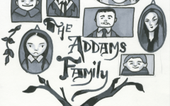 'The Addams Family' spring musical reflects original comic strips, debuts Friday