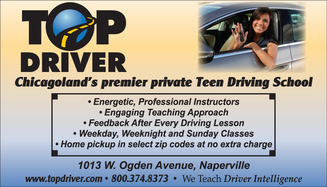 Top Driver Ad