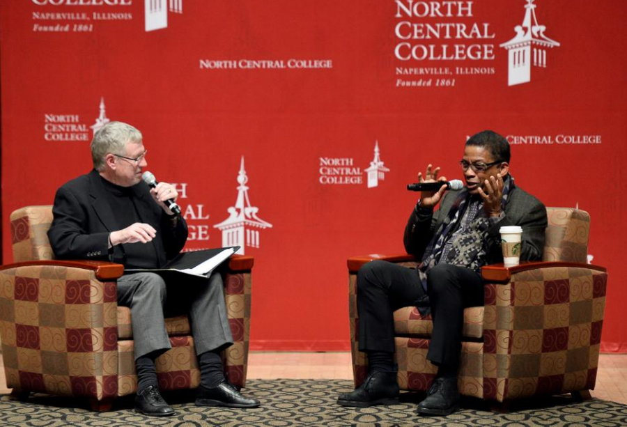 Q & A with jazz musician Herbie Hancock