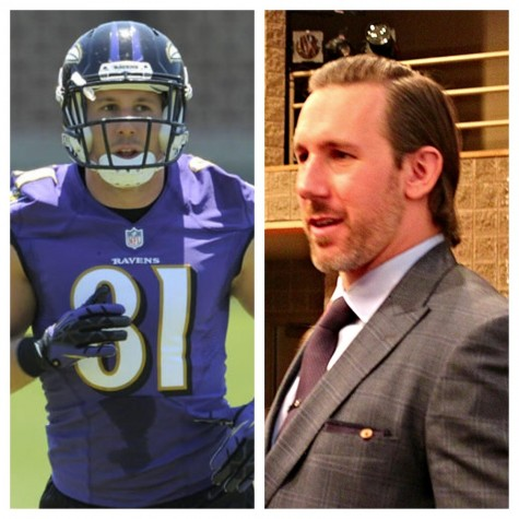 Owen Daniels then and now