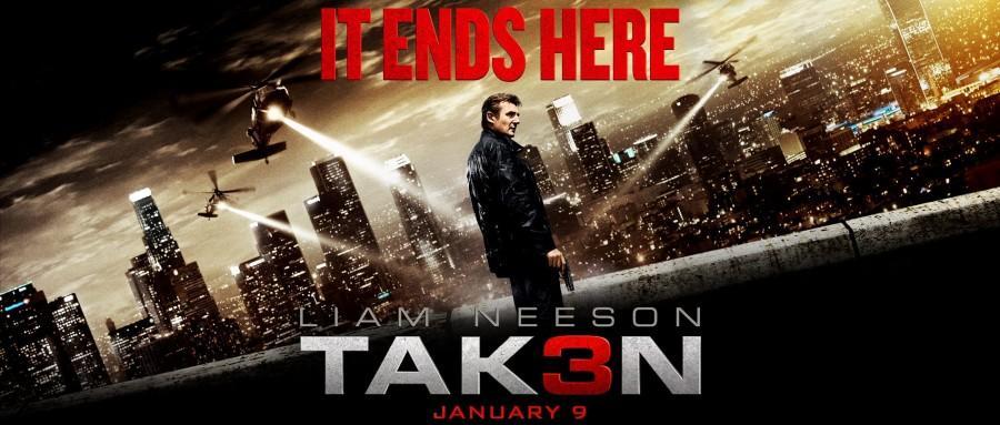 Film Review: Taken 3