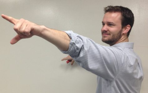 New Staff 2016: Mike Schultz