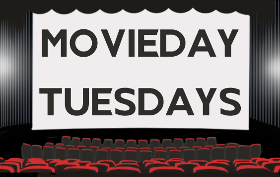 Movieday Tuesdays: 11/08/16  – 11/14/16