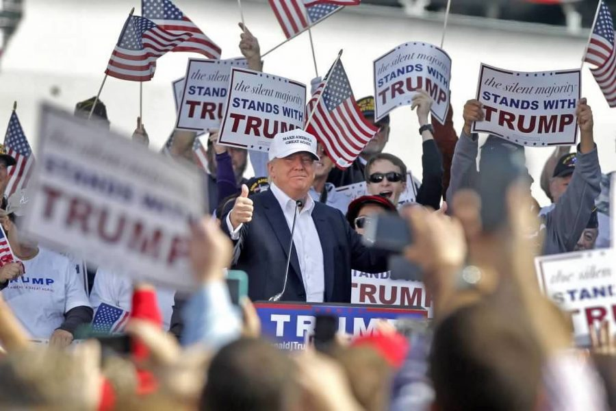 Why Donald Trump won the 2016  Presidential Election