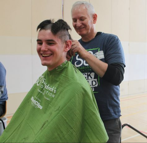Proud Supporter of St. Baldrick's: David McCormack