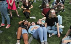 Home and School sponsors eclipse assembly