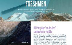 5 Tips for incoming freshmen