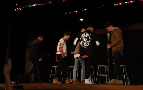 Photo Gallery: In Real Life comes to Naperville Central
