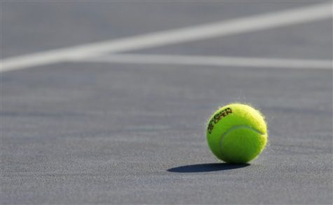 Central tennis players start ball recycling program