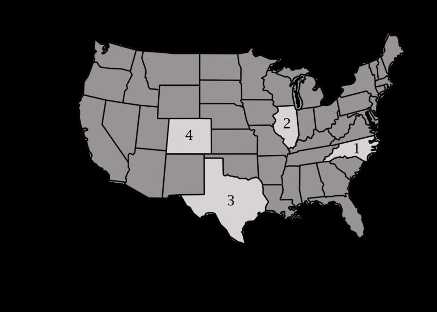 Hallway Headlines Map