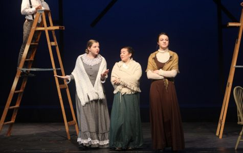 Photo Gallery: Fall mainstage 'Our Town'