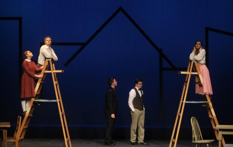 Review: Fall mainstage play 'Our Town' conveys profound message