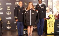 Emily Wilkinson: Her journey to performing at the U.S. Army All-American Bowl