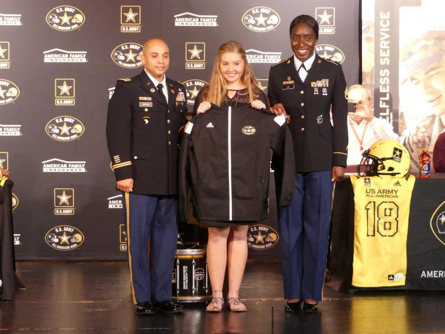 Emily+Wilkinson%3A+Her+journey+to+performing+at+the+U.S.+Army+All-American+Bowl