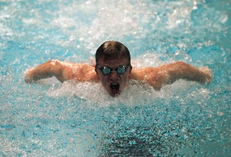 Swimmers count poor ventilation among their opponents