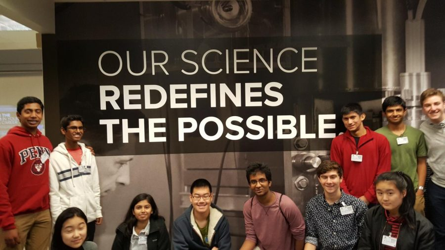 Twelve Central students selected to conduct research at Argonne National Laboratory