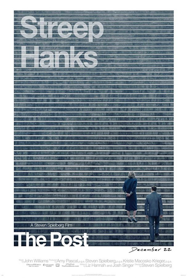 Review: Spielberg's 'The Post' a perfectly-timed defense of the press