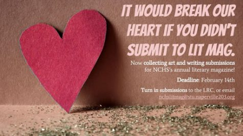 Literary Magazine submission information