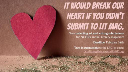 Literary Magazine submission information