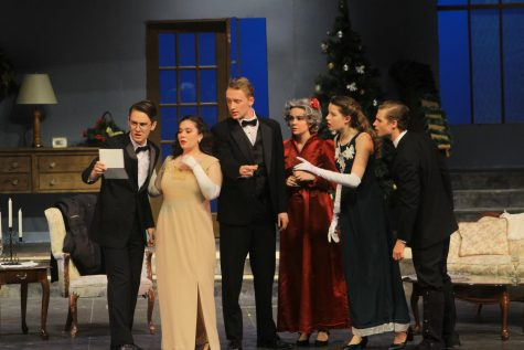 Photo Gallery: Spring Mainstage 'The Game's Afoot'