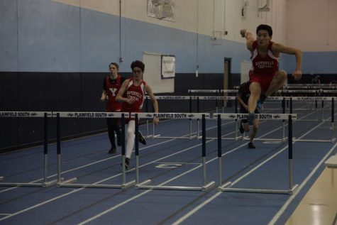 Boys track and field continues strong performance