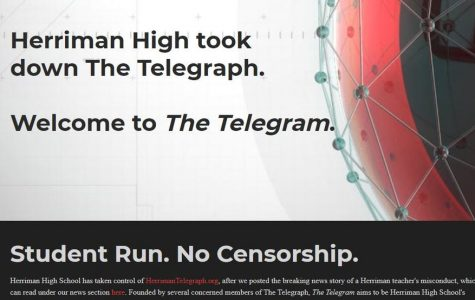 Utah students create website in response to censorship of high school's newspaper
