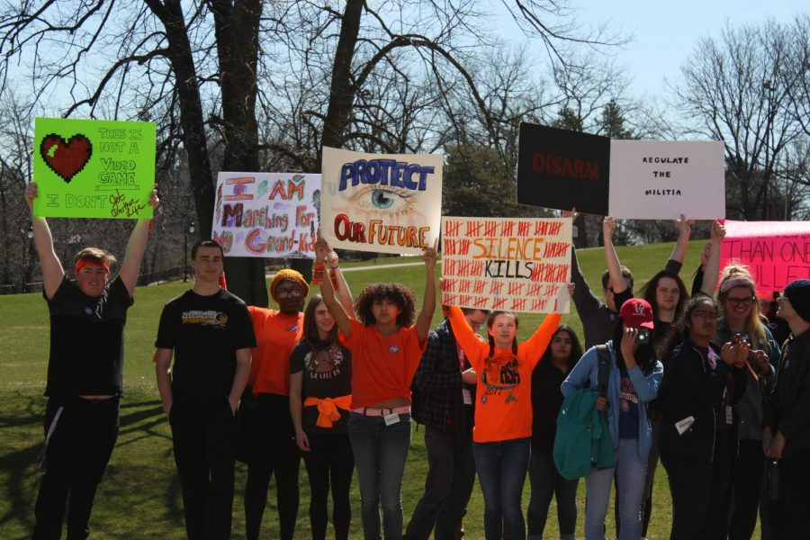 Photo Gallery: April 20 school walkout