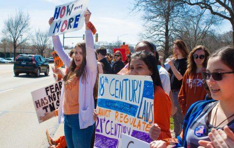 Commentary: April 20 walkout a success