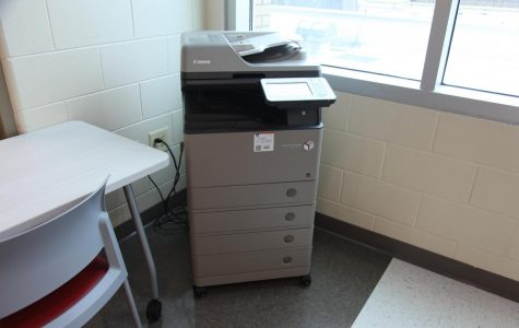 Changes to district's printing procedures meant to reduce high consumption of paper, ink