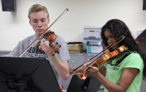 Final orchestra concert serves as tribute to seniors