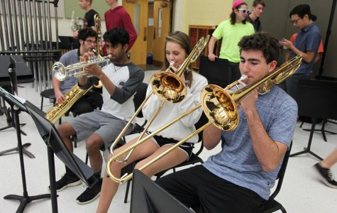 Central band recognized for excellence in music