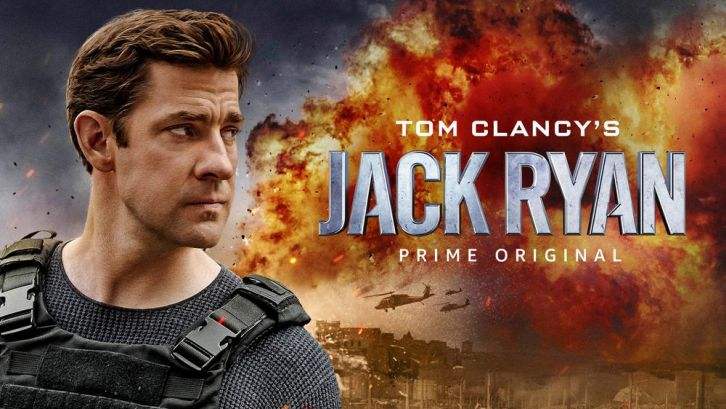 Image result for tom clancy's jack ryan
