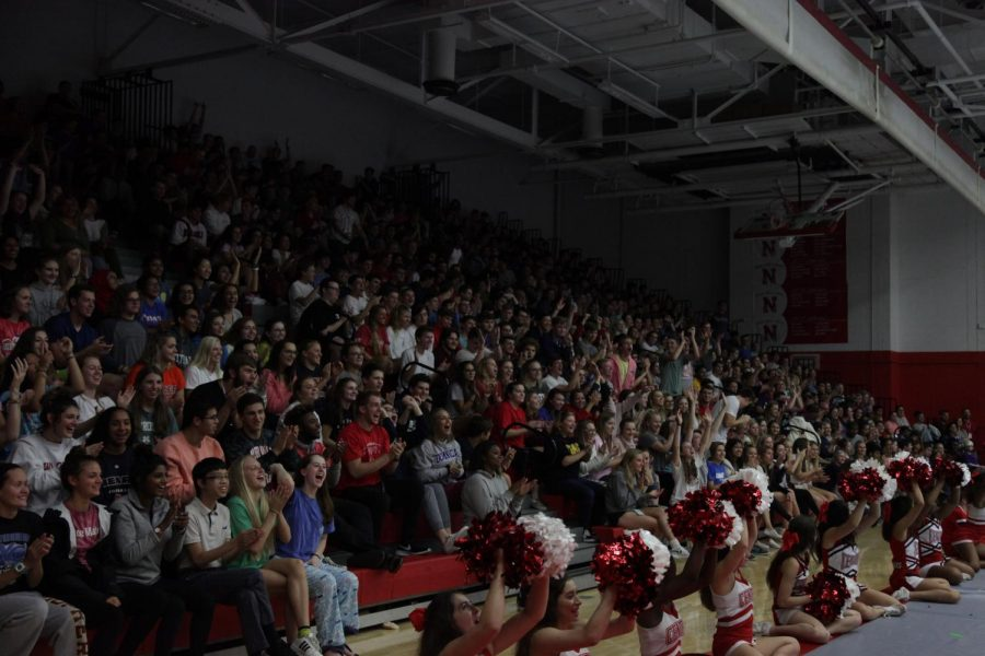 Photo gallery: Homecoming kickoff assembly