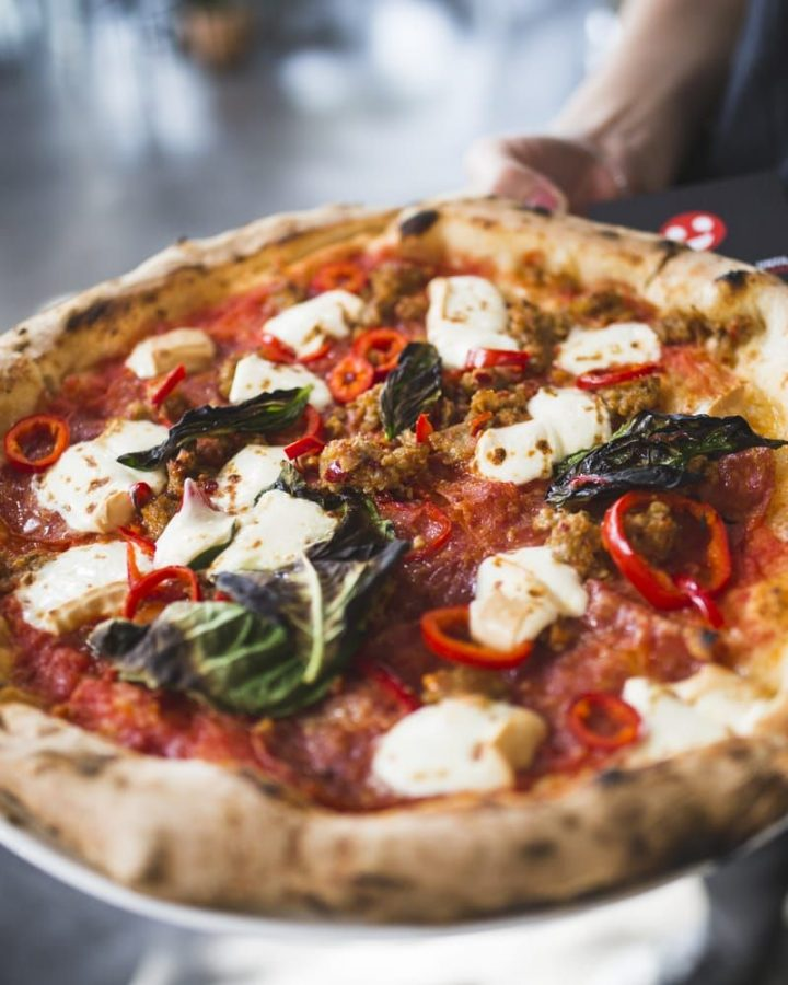 MidiCi's pizzaiolos value fresh ingredients when making their signature neapolitan pizzas