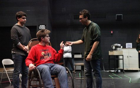 Senior performers showcased in play submitted to state festival
