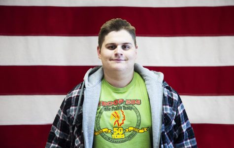 Moving on to the military: Alex Burgher
