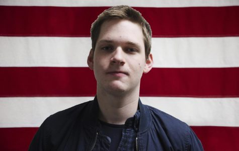 Moving on to the military: Charlie Robin