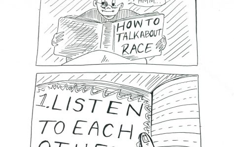 How to improve race relations at Central