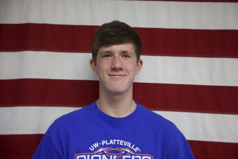 Moving on to the military: Tyler Evans