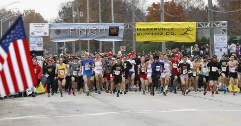 Naperville hosts annual 5K Turkey Trot fundraiser