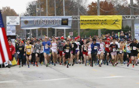 Naperville hosts annual 5K Turkey Trot fundraiser