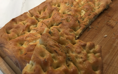 Richie's Recipe: Rosemary focaccia bread