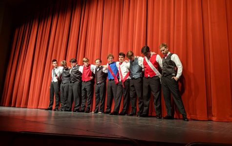 Photo Gallery: Mr. NCHS 2019