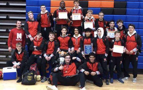 Seniors lead wrestling team to record winning