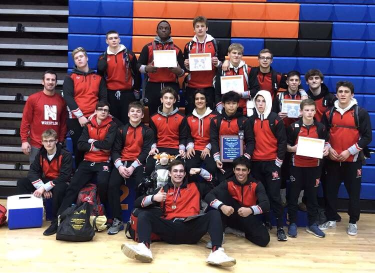Seniors lead wrestling team to record winning