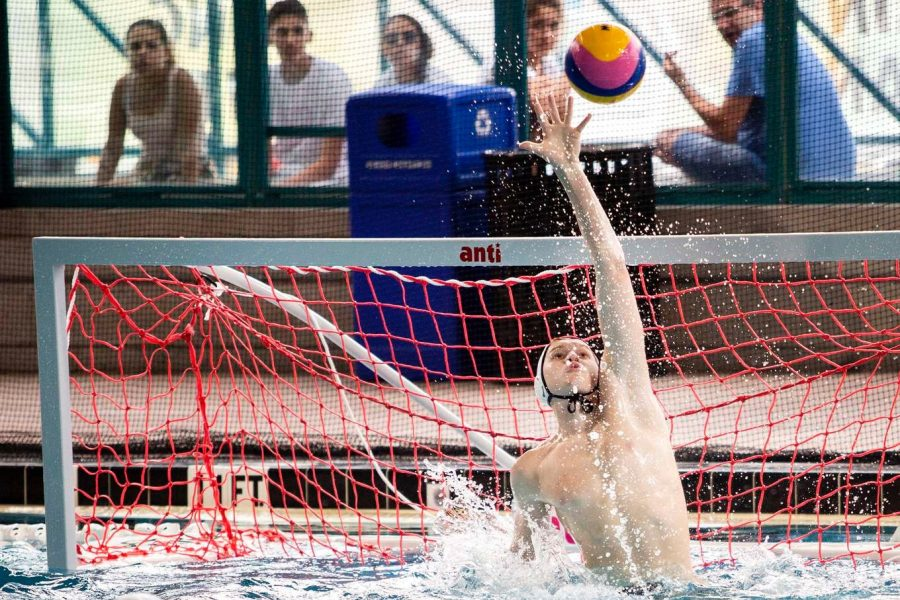 Senior Kent Emden looks forward to collegiate water polo career