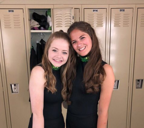 Central students find expression through Irish Dancing